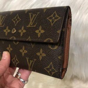 Louis Vuitton Bags - Louis Vuitton Porte Tresor Int'l Wallet #6.9R